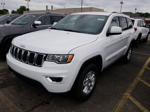 NEW 2018 JEEP GRAND CHEROKEE LAREDO E 4X4