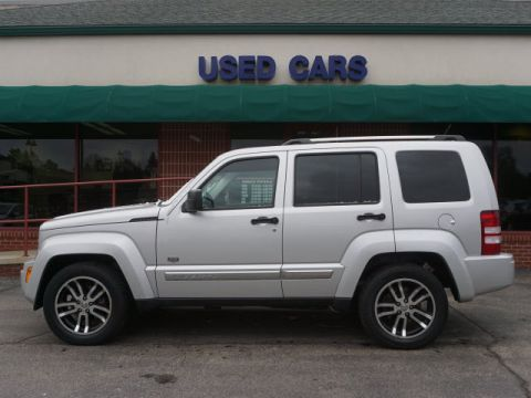 PRE-OWNED 2011 JEEP LIBERTY SPORT 70TH ANNIVERSARY 4WD