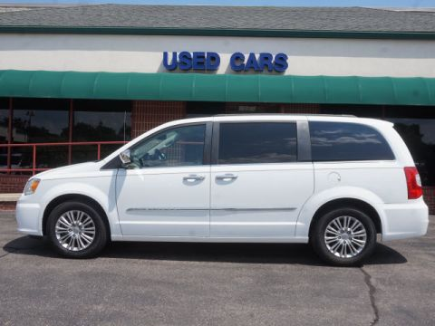 CERTIFIED PRE-OWNED 2015 CHRYSLER TOWN & COUNTRY TOURING-L FWD TOURING-L 4DR MINI-VAN