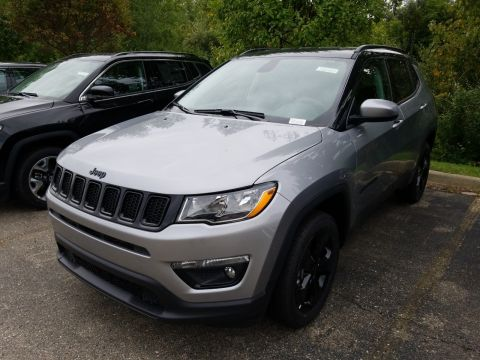 NEW 2018 JEEP COMPASS ALTITUDE 4X4