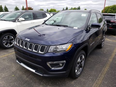 NEW 2018 JEEP COMPASS LIMITED 4X4