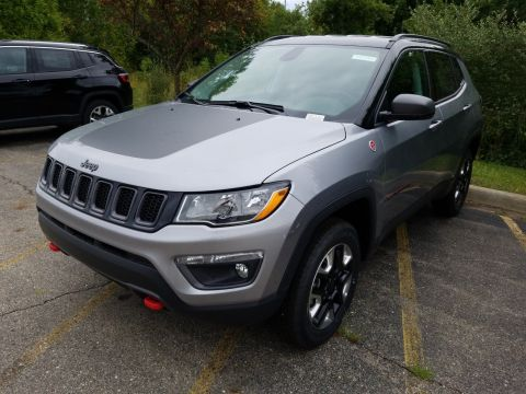 NEW 2018 JEEP COMPASS TRAILHAWK® 4X4