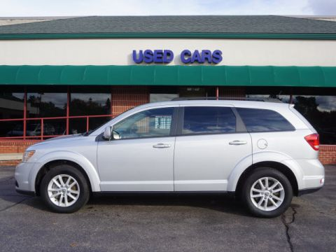 PRE-OWNED 2014 DODGE JOURNEY SXT FWD SXT 4DR SUV