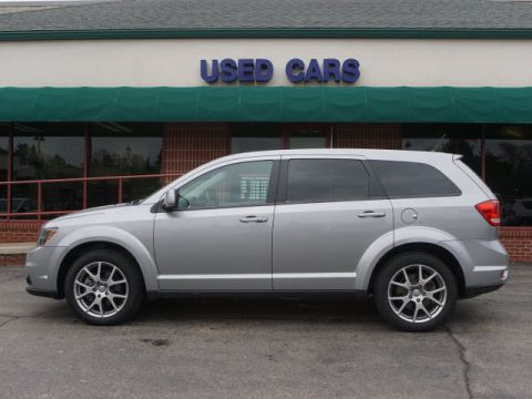 CERTIFIED PRE-OWNED 2017 DODGE JOURNEY GT FWD GT 4DR SUV