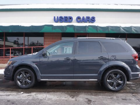 Pre-Owned 2018 Dodge Journey Crossroads