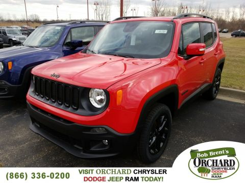 New 2018 JEEP Renegade Altitude