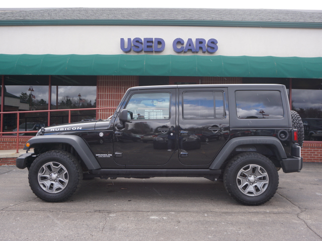 Pre Owned 2016 Jeep Wrangler Rubicon