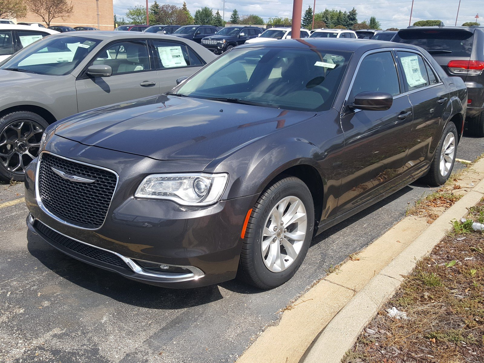 New 2016 CHRYSLER 300 Anniversary Edition