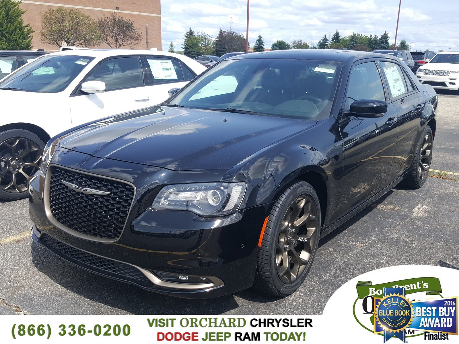 New 2016 CHRYSLER 300 300S Alloy Edition