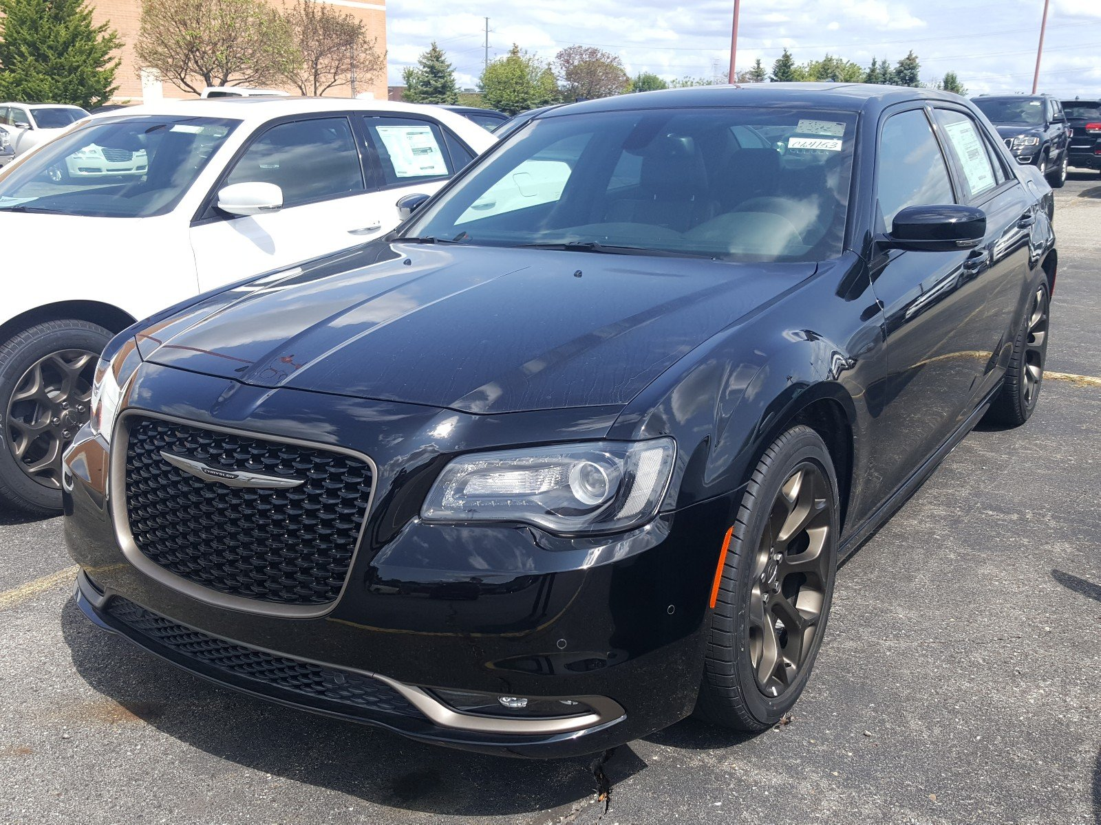 New Chrysler 300 300s Alloy Edition