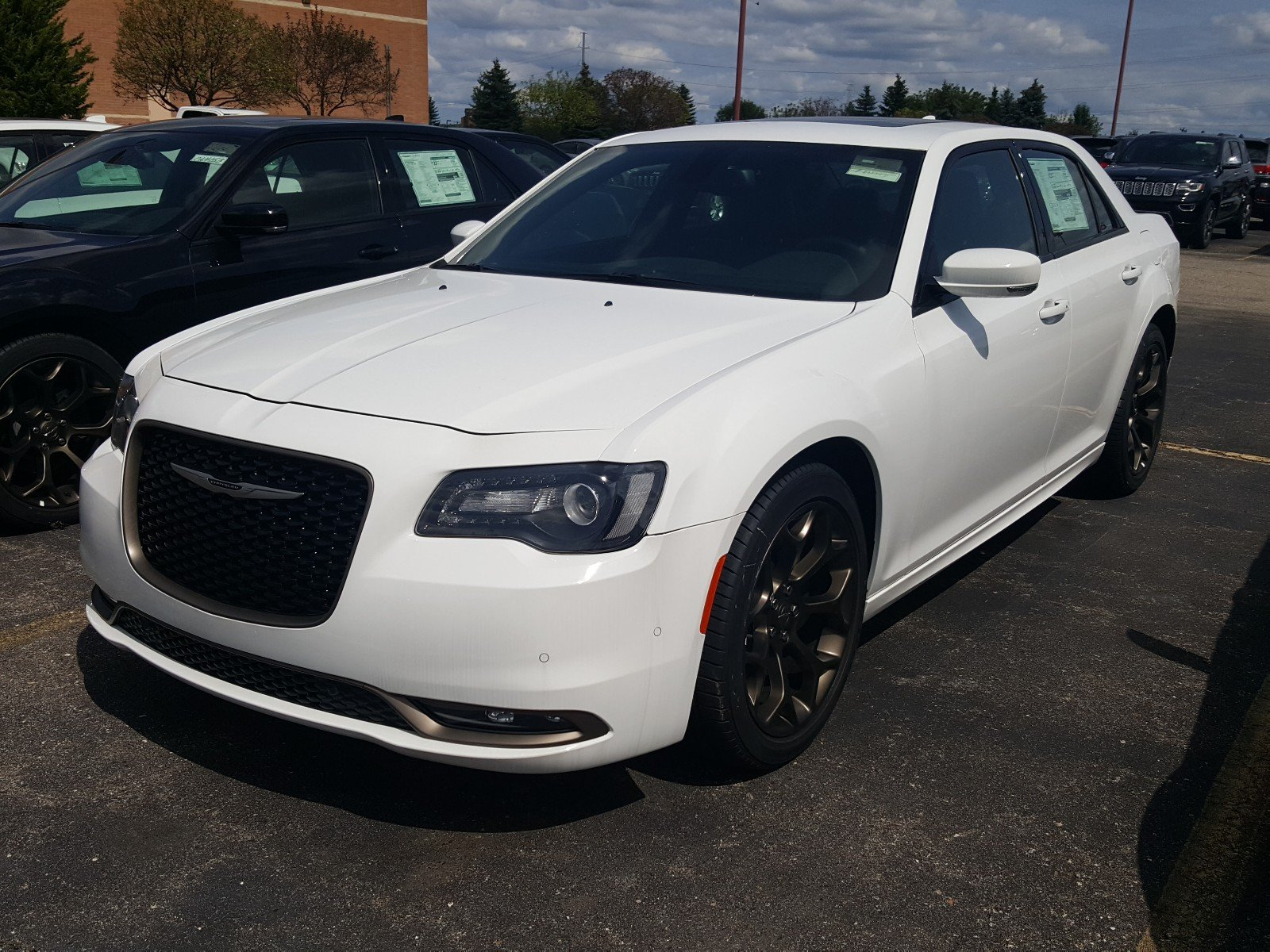 new 2016 chrysler 300 300s alloy edition sedan in washington c64158 orchard chrysler dodge. Black Bedroom Furniture Sets. Home Design Ideas