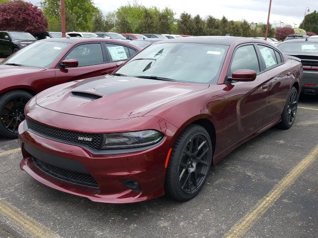 New 2017 DODGE Charger Daytona Demo
