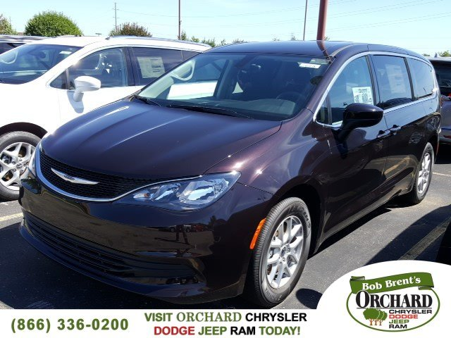 New 2017 Chrysler Pacifica Touring Penger Van In Washington C76038 Orchard Dodge Jeep Ram