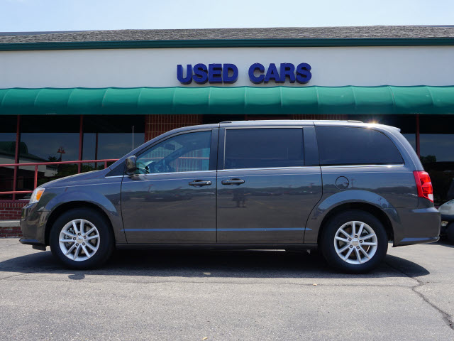 Pre-Owned 2019 Dodge Grand Caravan SXT