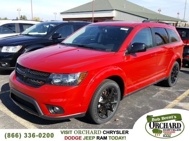 New 2016 DODGE Journey R/T