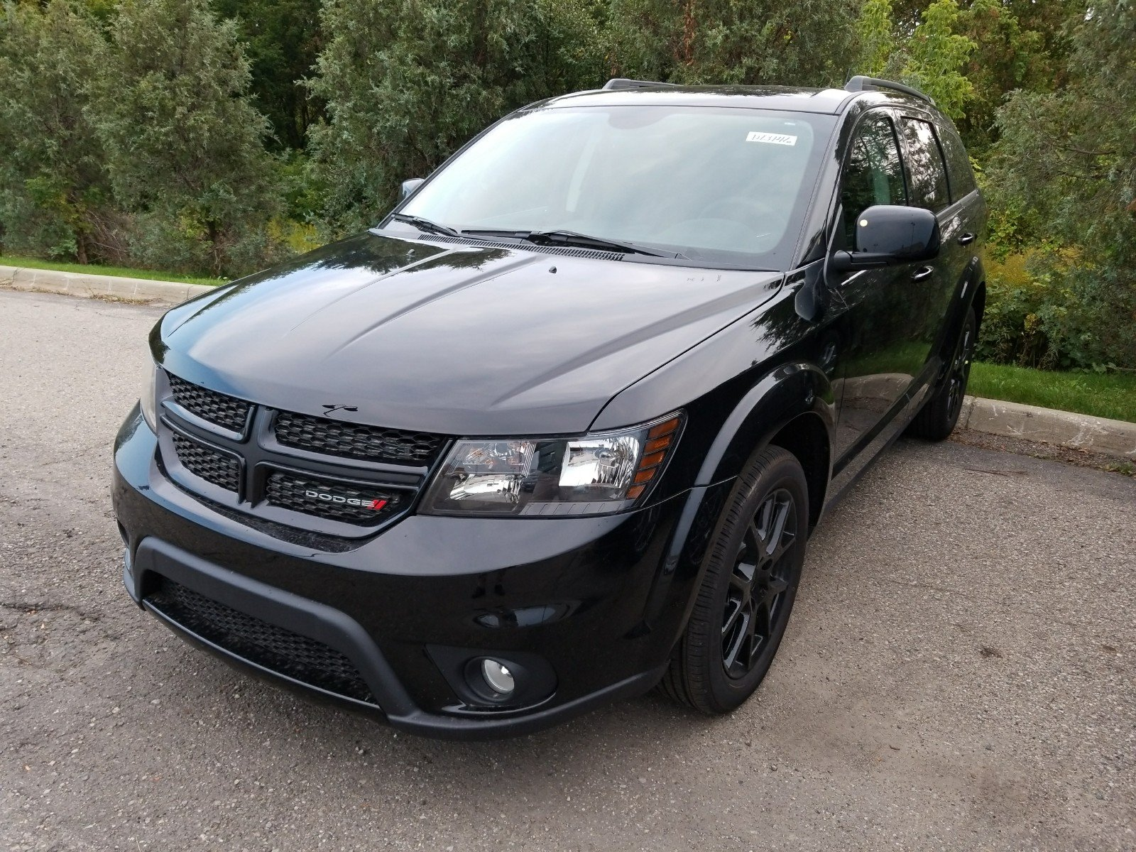 New 2017 Dodge Journey Gt Sport Utility In Washington D73146