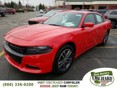 New 2018 DODGE Charger GT Demo